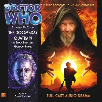 Okładka książki Doctor Who: The Doomsday Quatrain Emma Beeby,Gordon Reenie