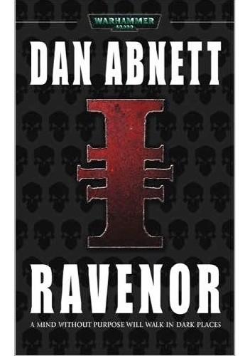 Okładka książki Ravenor Dan Abnett