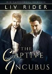 Okładka książki the Captive Incubus Liv Rider