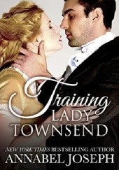 Okładka książki Training Lady Townsend
