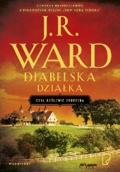 Okładka książki Diabelska działka J.R. Ward