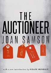 Okładka książki The Auctioneer Joan Samson