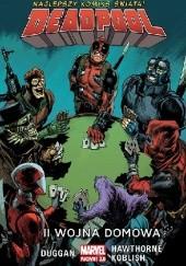 Okładka książki Deadpool. II wojna domowa. Tom 5 Gerry Duggan,Jordie Bellaire,Scott Koblish,Mike Hawthorne