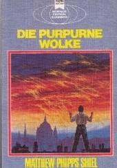 Okładka książki Die purpurne Wolke