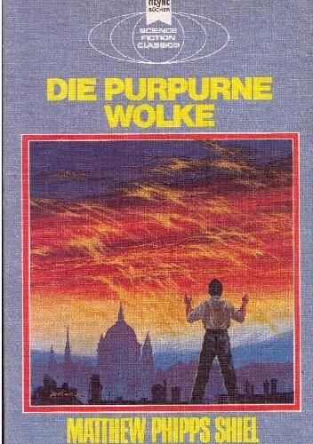 Okładka książki Die purpurne Wolke M. P. Shiel