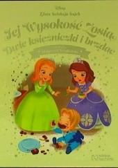 Okładka książki Jej Wysokość Zosia. Dwie księżniczki i brzdąc Małgorzata Strzałkowska