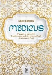 Okładka książki Medicus Noah Gordon