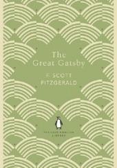 Okładka książki The Great Gatsby F. Scott Fitzgerald