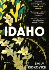 Okładka książki Idaho