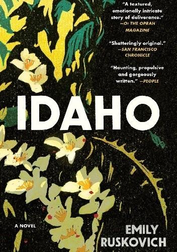 Okładka książki Idaho Emily Ruskovich