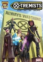 Okładka książki Age of X-Man: X-Tremist #1 Georges Jeanty, Leah Williams