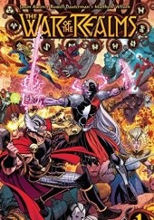 Okładka książki War Of The Realms #1 Jason Aaron, Russell Dauterman