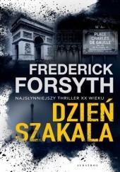 Okładka książki Dzień Szakala Frederick Forsyth