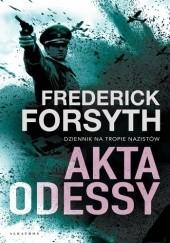 Okładka książki Akta Odessy Frederick Forsyth