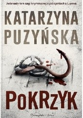 Okładka książki Pokrzyk Katarzyna Puzyńska