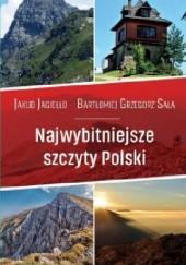 Okładka książki Najwybitniejsze szczyty Polski Bartłomiej Grzegorz Sala,Jakub Jagiełło