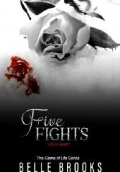 Okładka książki Five Fights