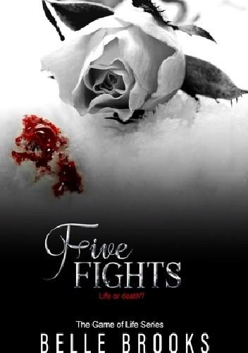 Okładka książki Five Fights Belle Brooks