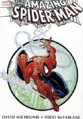 Okładka książki The Amazing Spider-Man Omnibus By David Michelinie & Todd McFarlane Todd McFarlane,David Michelinie
