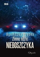 Okładka książki Zimne nóżki nieboszczyka Agnieszka Pruska