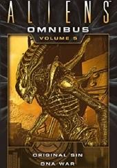 Okładka książki The Complete Aliens Omnibus: Volume Five: Original Sin, DNA War Diane Carey,Mihael Jan Friedman