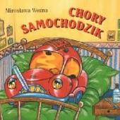 Okładka książki Chory samochodzik Mirosława Woźna