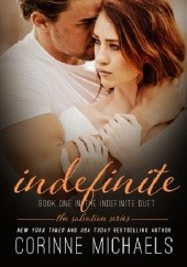 Okładka książki Indefinite Corinne Michaels