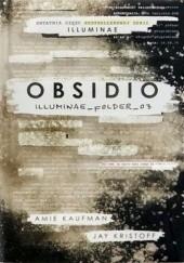 Okładka książki Obsidio Jay Kristoff,Amie Kaufman