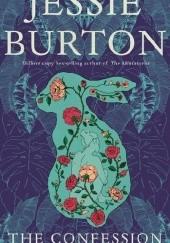 Okładka książki The Confession Jessie Burton