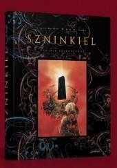 Okładka książki Szninkiel- Wydanie Kolekcjonerskie Grzegorz Rosiński,Jean Van Hamme