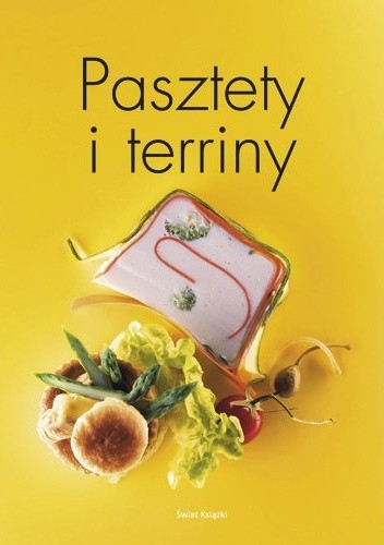 Okładka książki Pasztety i Terriny praca zbiorowa