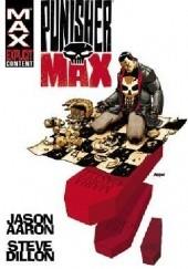 Okładka książki Punisher Max Omnibus Steve Dillon,Jason Aaron