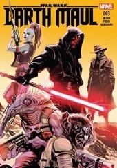 Okładka książki Star Wars: Darth Maul #3 Luke Ross,Cullen Bunn