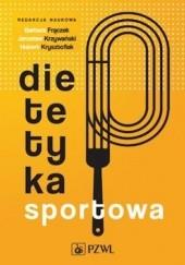 Okładka książki Dietetyka sportowa Barbara Frączek,Jarosław Krzywański,Hubert Krzysztofiak