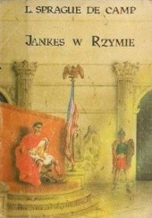 Okładka książki Jankes w Rzymie