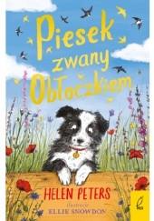 Okładka książki Pies zwany Obłoczkiem Helen Peters