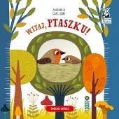 Okładka książki Witaj, ptaszku! Gabriele Clima