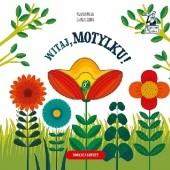 Okładka książki Witaj, motylku! Gabriele Clima