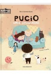 Okładka książki Pucio umie opowiadać Marta Galewska-Kustra,Joanna Kłos