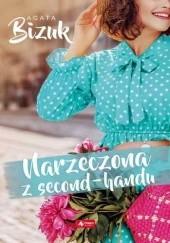 Okładka książki Narzeczona z second-handu Agata Bizuk
