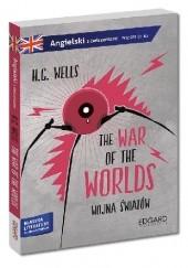 Okładka książki The war of the worlds. Poziom B1-B2 Herbert George Wells