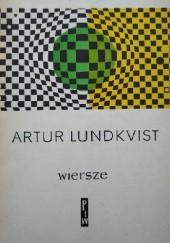 Okładka książki Wiersze Artur Lundkvist