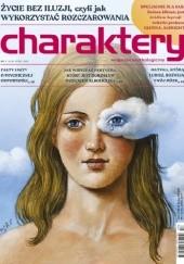 Okładka książki Charaktery, nr 7 (270) / lipiec 2019 Redakcja miesięcznika Charaktery