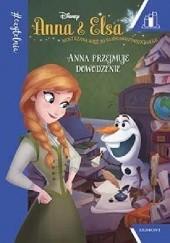 Okładka książki Anna przejmuje dowodzenie Erica David