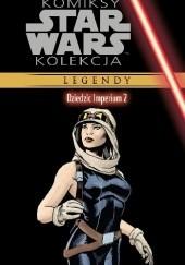 Okładka książki Star Wars: Dziedzic Imperium #2 Dan Brown,Mike Baron,Eric Shanower,Kevin Nowlan,Pamela Rambo,Terry Doosan,Edvin Biukovic