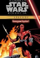 Okładka książki Star Wars: Karmazynowe Imperium #1 Craig Russell,Randy Stradley,Mike Richardson,Paul Gulacy,Dave Stewart,Randy Emberlin
