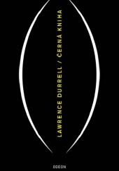 Okładka książki Černá kniha Lawrence Durrell