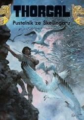 Okładka książki Thorgal: Pustelnik ze Skellingaru