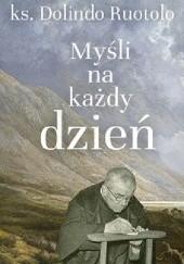 Okładka książki Myśli na każdy dzień ks. Dolindo Ruotolo