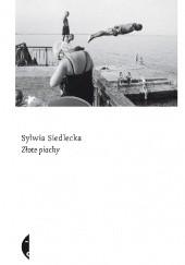Okładka książki Złote piachy Sylwia Siedlecka
